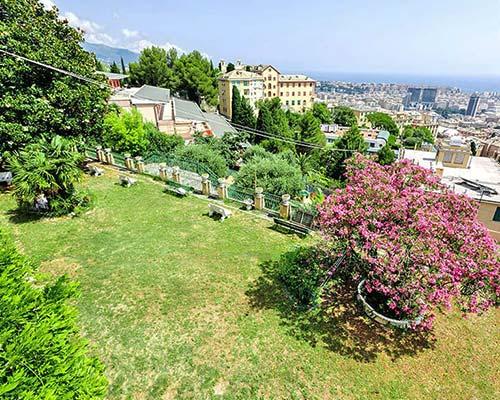 Case di riposo Genova - Villa Marta di Betania